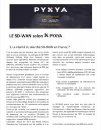 Notre vision du SDWAN dans Le Monde Informatique
